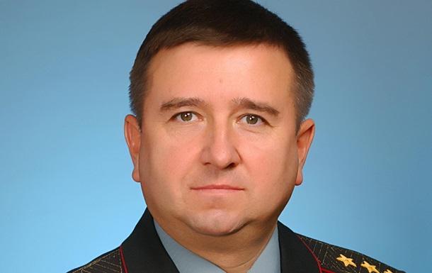 Уволен командующий Сухопутными войсками Вооруженных сил Украины