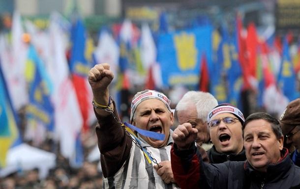 Оппозиция озвучила на Майдане свой план действий