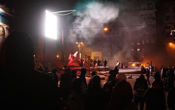Беспорядки в Киеве - нормальная реакция на введение диктатуры