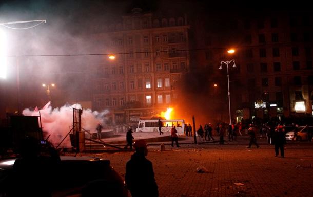 Западные дипломаты отреагировали на столкновения в Киеве