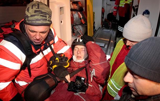 Количество журналистов, пострадавших в столкновениях в Киеве, возросло до 28
