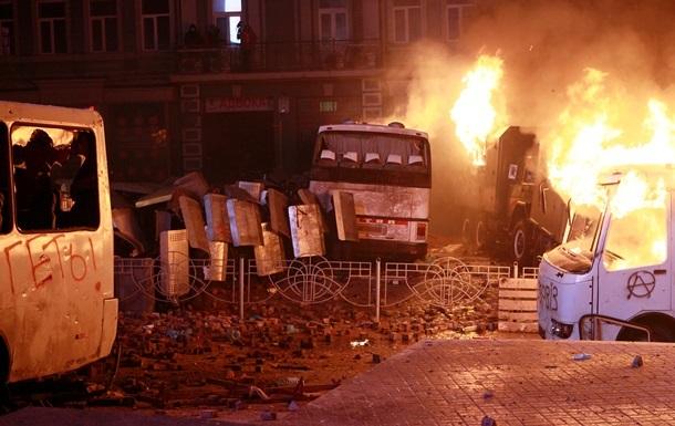 Партия регионов возложила на оппозицию ответственность за противостояние на Грушевского