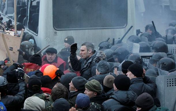 РБК daily: Власть и оппозиция в Украине теряют шансы договориться