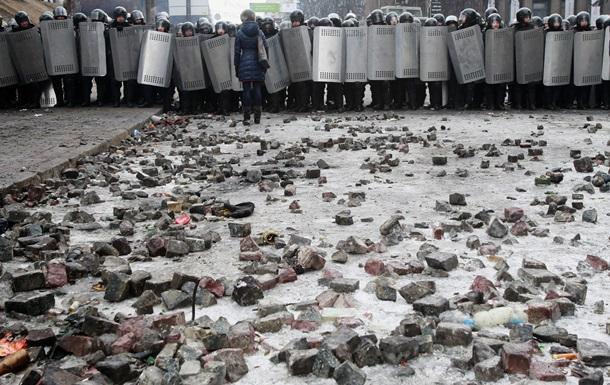 Ситуация на улице Грушевского стабилизировалась