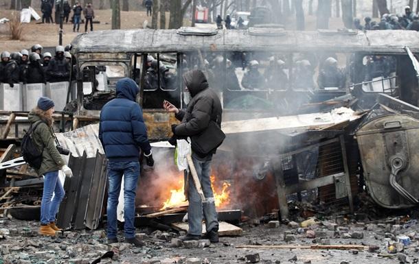 Беспорядки на Грушевского спровоцированы несостоятельностью оппозиции - эксперт