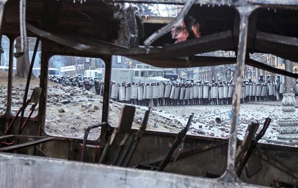 Число пострадавших правоохранителей в центре Киева превысило 160 человек – МВД