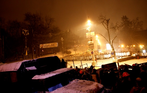Власти Украины не допустят анархии и раскола в стране – Азаров