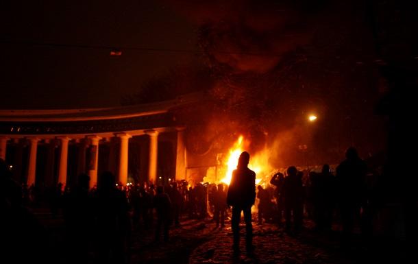 Арестованы еще трое зачинщиков событий на Грушевского - прокуратура