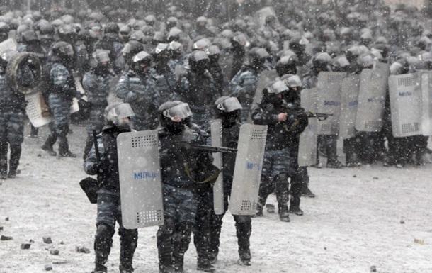 От рук правоохранителей на Грушевского пострадали 42 журналиста - СМИ