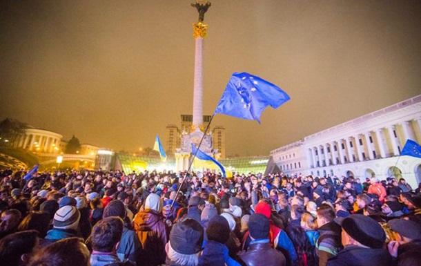 Майдан. Ранок 22 листопада. (+фото та відео)