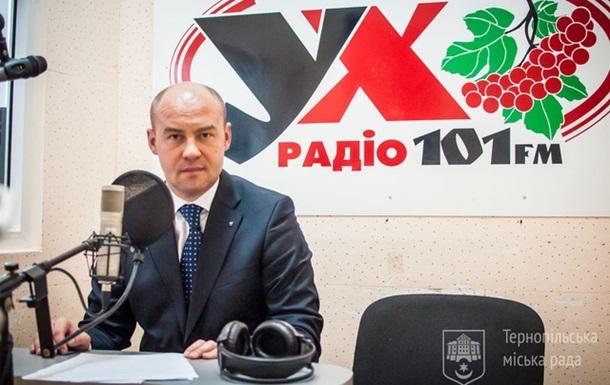 Що сказав міський голова Тернополя про Євромайдан