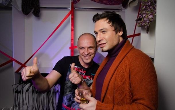 Сергей Осипенко посетил открытие Volynets Fashion Studio