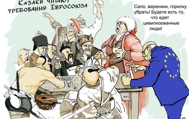 Украина в геополитических играх Европы