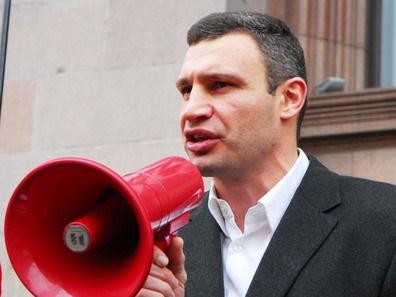 За вказівкою Віталія Кличка Україна ряснітиме його «біг-мордами»