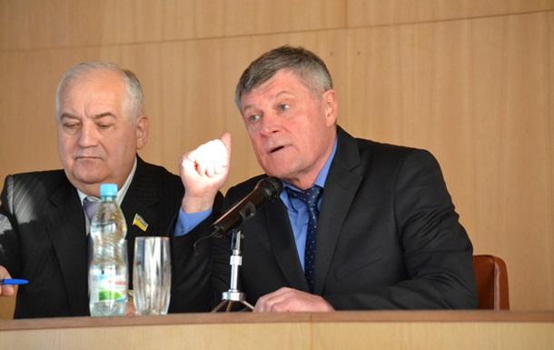 Білоцерківська міська рада проти Азарова, але не проти Януковича