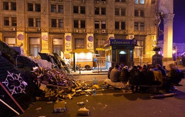 Евромайдан - власть: кто, кого пересидит?