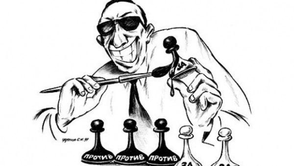 Агитаторов Булатецкого поймали на распространении «чернухи»