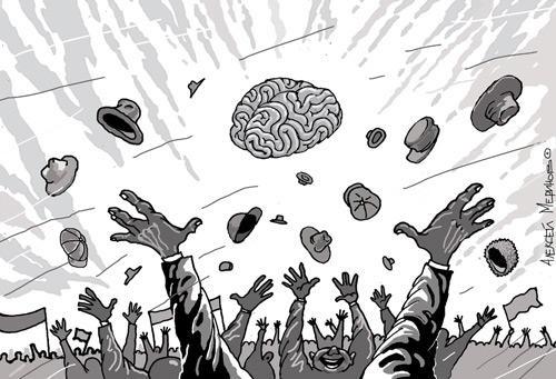 Был бы мозг, были бы проблемы.