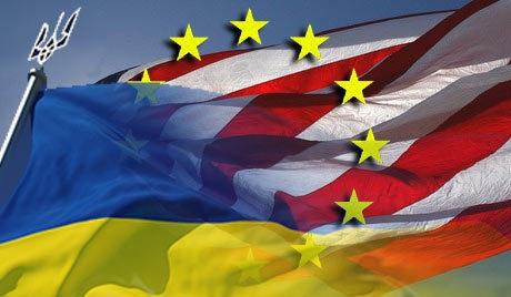 Евромайдан и иностранное влияние