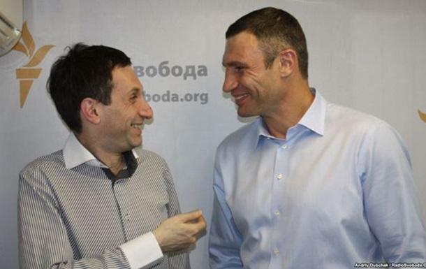 ПОПАцизионный журналист Виталий  Портников прочистил  «путь в Европу»
