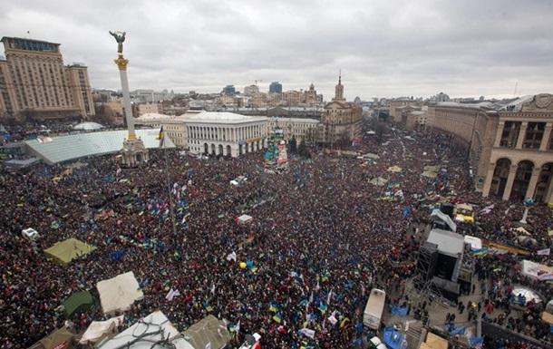 Почему ошибаются те, кто говорит о спаде Майдана