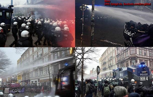 Германия шлет пламенный привет киевскому Евромайдану!