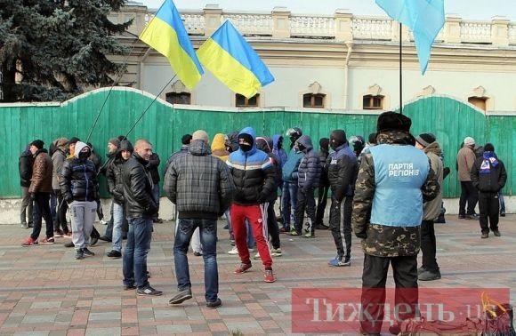 Звернення до  кинутих  учасників АнтиМайдану