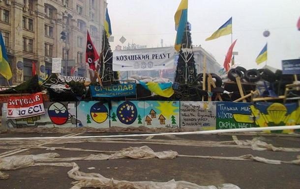 Евромайдан  и хуторянство