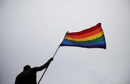 У центрі Києва активісти з захисту прав сексменшин провели флеш-моб