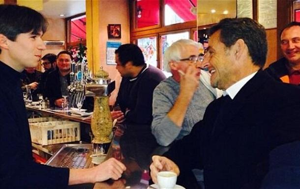 Николя Саркози возвращается в большую политику