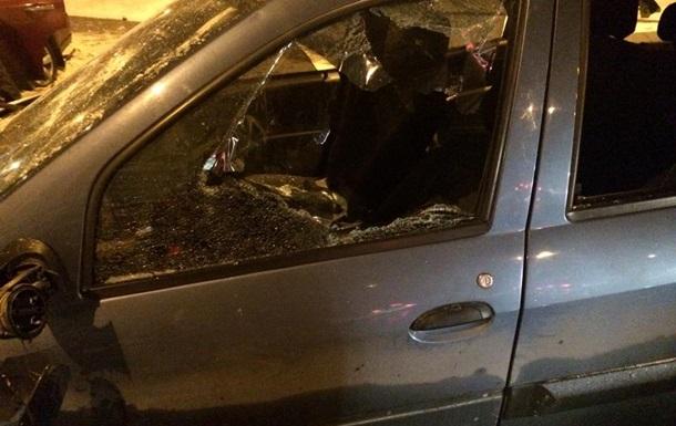 Бойцы Беркута напали на активистов Автомайдана
