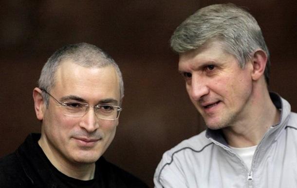 В России вслед за Ходорковским из тюрьмы выпустили Лебедева