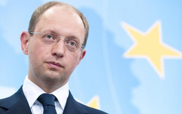 Решение кризиса в Украине можно найти только благодаря привлечению западных партнеров – Яценюк