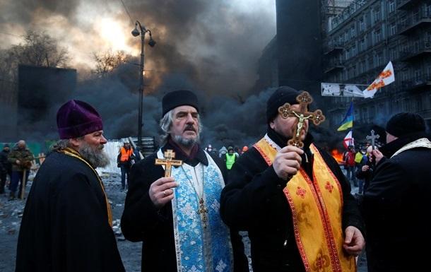 Церковь хочет выступить гарантом в переговорах оппозиции с властью