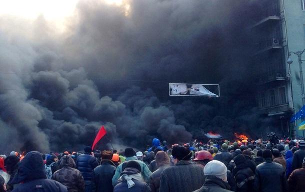"""Мэр Луганска назвал участников Евромайдана """"потерявшими страх и совесть"""""""