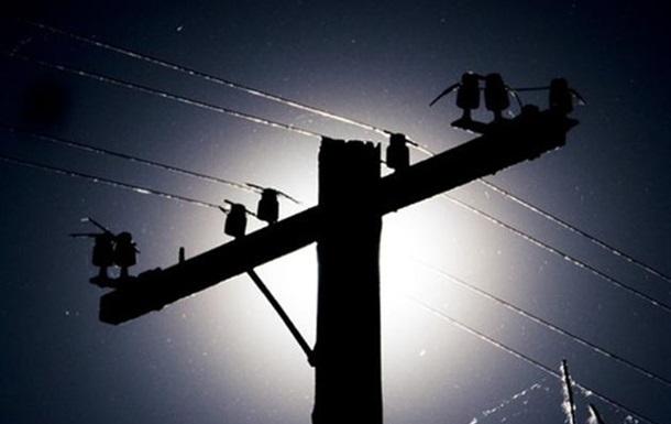 В Украине из-за непогоды остаются без электроэнергии 240 населенных пунктов