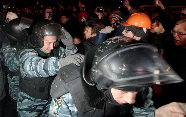 Штаб Майдана отрицает факт захвата милиционеров