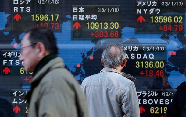 Фондовые торги в Японии закрылись падением Nikkei