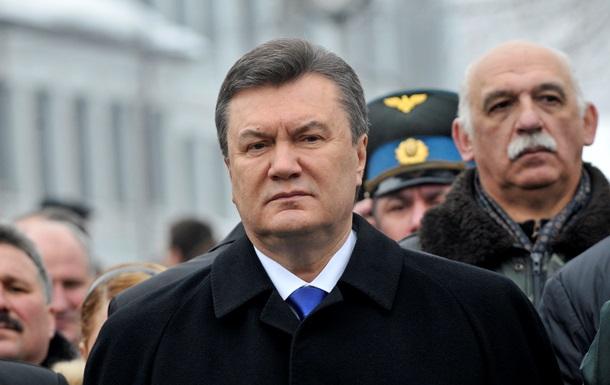 Янукович сказал речь о Холокосте