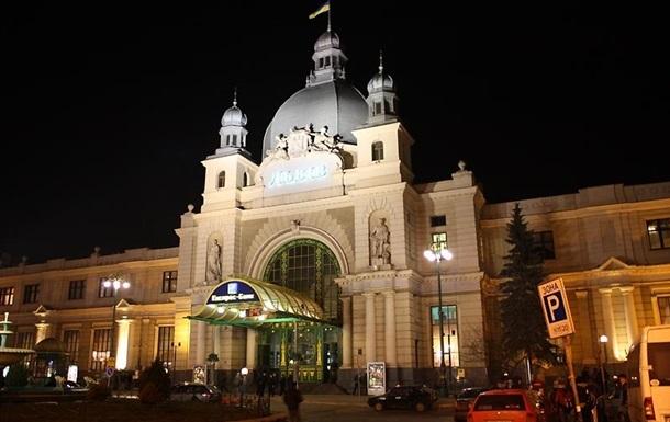 Информация о минировании львовского вокзала не подтвердилась