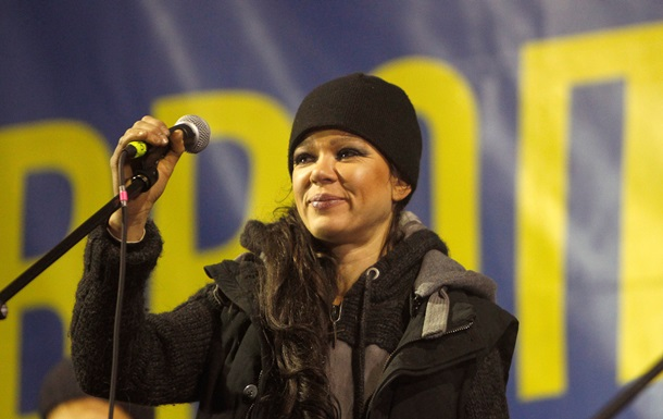 Певица Руслана заявила о готовящемся на нее покушении