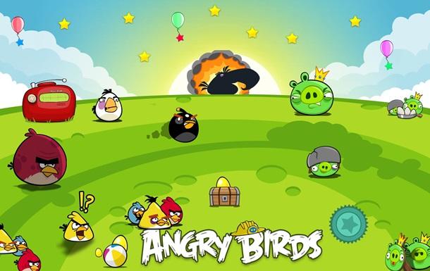 Игра Angry Birds работает на разведку США - западные СМИ