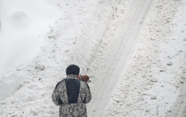 Из-за сильных снегопадов МИД Украины не рекомендует посещать Румынию