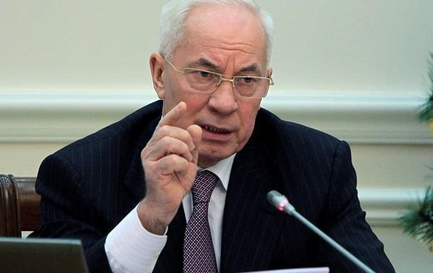 Герман назвала ответственным шагом решение Азарова уйти в отставку