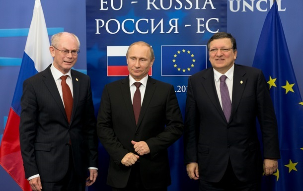 Россия предложила ЕС создать зону свободной торговли с Евразийским союзом