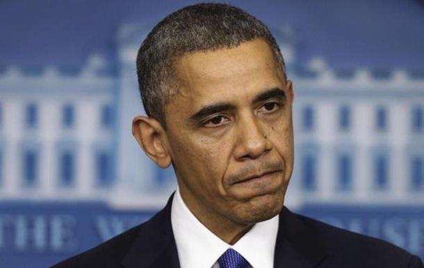 Обама провалил почти все свои планы на 2013 год - СМИ