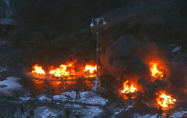 Столичные власти оценили ремонт центра Киева после протестов в 20 млн грн