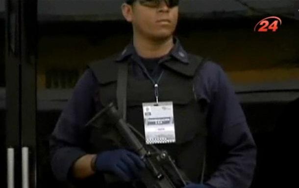 В Мексике легализовали группы самообороны, которые борются против наркомафии