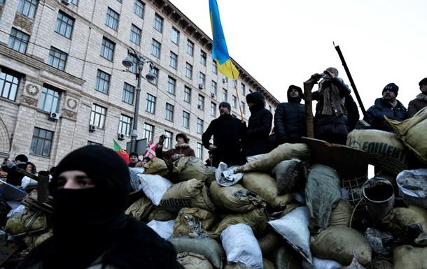 Стычки на Майдане глазами доктора философии