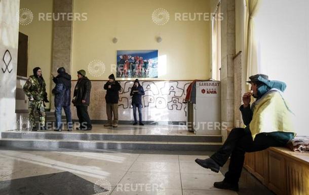 Милиция не подтверждает факт стрельбы в здании Минагрополитики